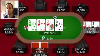 Poker Strategy: How to Avoid This Trap in No Limit Hold'em