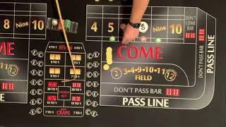 Craps Strategy—Hammer the Sister!