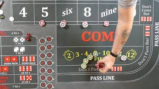 Great Craps Strategy?  A cool little regressive, fan submitted.