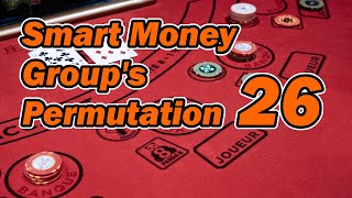 100% WIN RATE | WHAT'S THE CATCH | PERMUTATION 26 – Baccarat Strategy Review