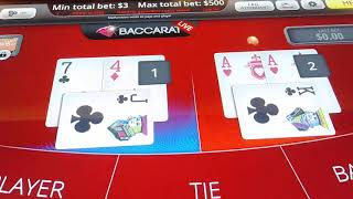 Baccarat #8 Winning Grind (2 or 3 Opposite)