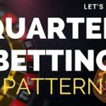 Roulette Strategy : Quarter Betting Pattern