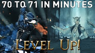 FFXIV – How You Can Level Reaper & Sage From 70 to 71 in Minutes + Tips on 71-80