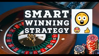 Roulette Smart Winning Strategy | Low Risk | Small Bankroll | Daily Win  Strategy