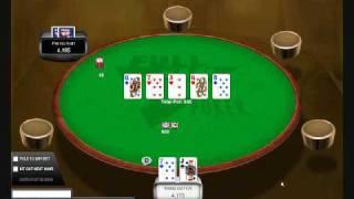 MasterHoldEmPoker – Online Hold Em Strategy Sit N Go – Full Tilt Poker Part 2
