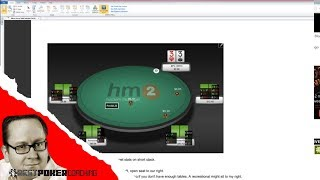 NL poker strategy video with coach Alan Jackson | Table selection