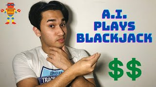 Blackjack Monte Carlo Reinforcement Learning – Part 1