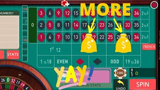 WIN MORE AT ROULETTE WITH 2 DOZEN STRATEGY