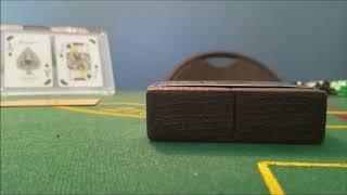 Blackjack S 17 Deviations Flash Card Practice tool