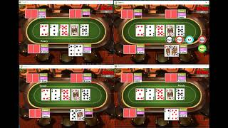 Pygame – Texas Holdem Multiplay with Betting