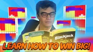 LEARN HOW TO PLAY BLACKJACK LIKE A PRO