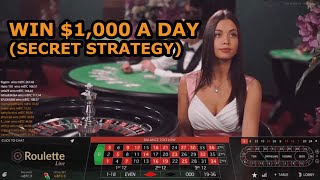 CRAZY WINNING ROULETTE STRATEGY 4.0 [2021 Version]