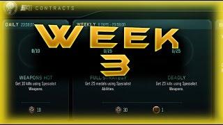 Black Ops 3 Blackjack Specialist Side Bet Week 3 Tips