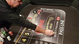 Don't Come Hedge For The Average Craps Guy