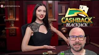 Playtech Cashback Blackjack Review and Strategy Guide