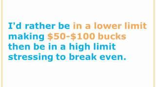 Texas Holdem Poker Tip – Play A Bit Better