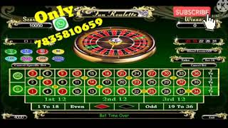 8- Baccarat Money Management Strategy (Roulette, Craps, Even money wagers) Baccarat strategy.