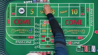 Best $600 Craps Strategy Revised #2