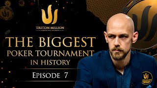 Triton Million Ep 7 – A Helping Hand for Charity Poker Tournament