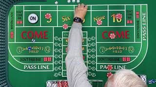 Best $300 Craps Strategy Revised