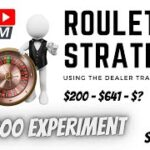Roulette Strategy: A $200 experiment to see how much I can win at online gambling! – PART 2